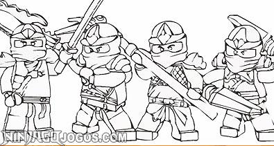 jogos de lego ninjago a batalha final com dourado ninja em tela cheia